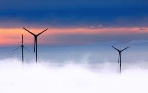 offshore windparken