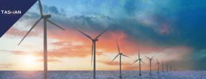 Offshore windmolenparken