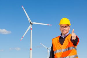 onderhoud windmolens op zee